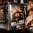 WWE Hell In A Cell 2012 Box Art Cover