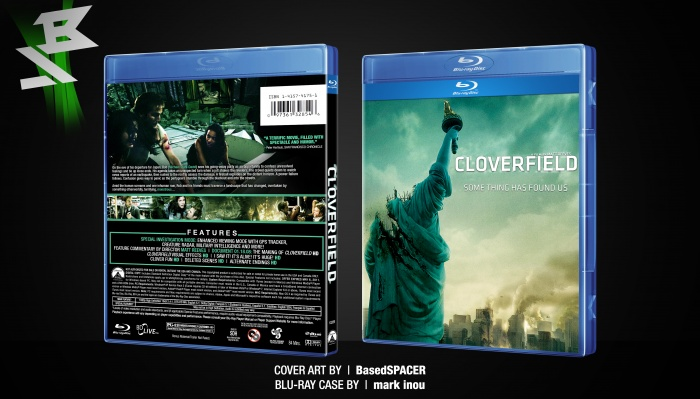 Cloverfield box art cover