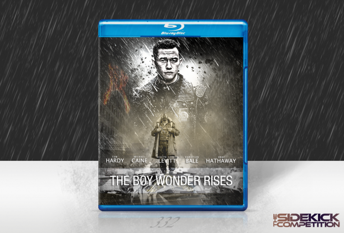 The Boy Wonder Rises box art cover