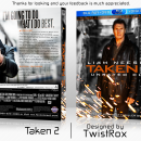 Taken 2 Box Art Cover