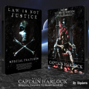 Captain Harlock Box Art Cover