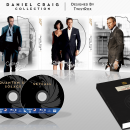 007: Daniel Craig Collection Box Art Cover