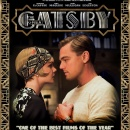 The Great Gatsby (2013) Blu-ray Box Art Cover