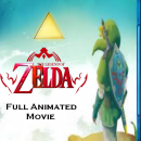 Legend of Zelda Full Animated Movie Box Art Cover