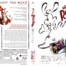 Who Framed Roger Rabbit 25th Anniversary Box Art Cover