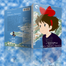 Kiki's Delivery Service - The Criterion Collection Box Art Cover