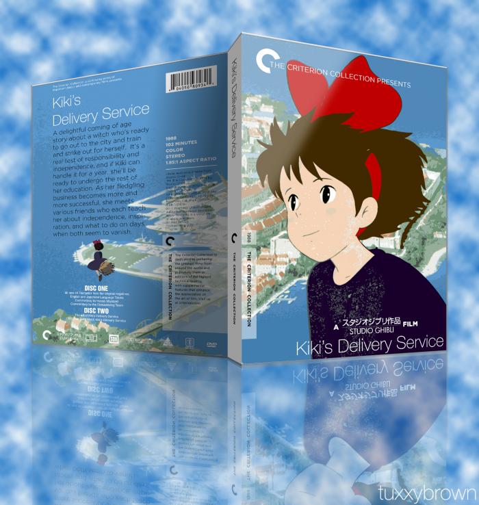 Kikis Delivery Service Soundtrack Kiki 39 s Delivery Service Dvd