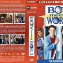 Boy Meets World Season 1-3 Box Art Cover