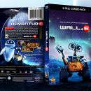Wall-E Box Art Cover