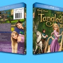 Tangled 3D Box Art Cover