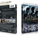 Percy Jackson: Sea of Monsters Box Art Cover
