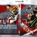 Shingeki no Kyojin (attack on titan) Box Art Cover