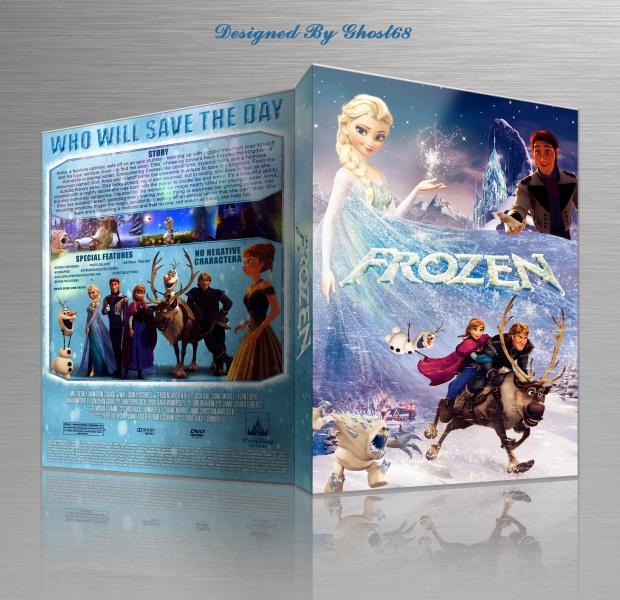 Frozen Movie Cover