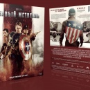 Captain America: The First Avenger Box Art Cover