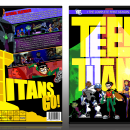 Teen Titans Box Art Cover