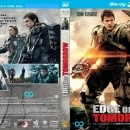 Edge Of Tomorrow Box Art Cover