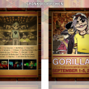 Gorillaz - Live At The Manchester Opera House Box Art Cover