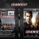 Divergent Box Art Cover