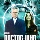 Doctor Who Series 8 Box Art Cover