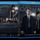 Gotham Season 1 Box Art Cover