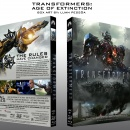 Transformers: Age of Extinction Box Art Cover