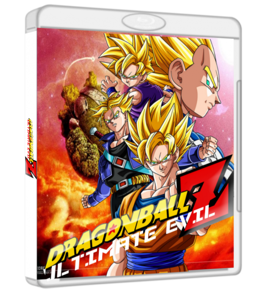 Dragon Ball Z: Ultimate Evil box art cover