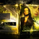 Alien Resurrection Box Art Cover