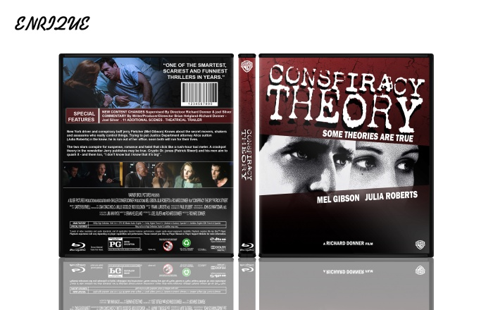 conspiracy theory box art cover