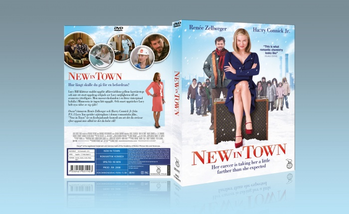 New in Town box art cover