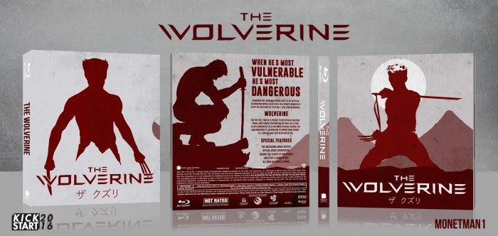 The Wolverine box art cover