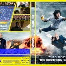 The Brothers Grimsby 2016 Box Art Cover