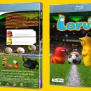 Larva Cartoon Box Art Cover