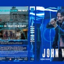 John Wick 2 Box Art Cover