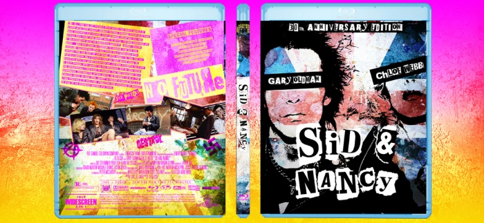 Sid & Nancy box art cover