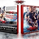 xXx: Return of Xander Cage Box Art Cover