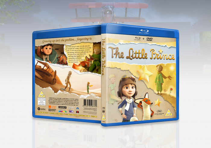 The Little Prince box art cover