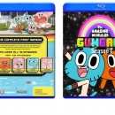The Amazing World Of Gumball : Season 1 Box Art Cover