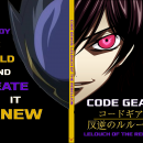 Code Geass: Lelouch of the Rebellion Box Art Cover