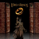 Lord of the Rings Trilogy Box Art Cover