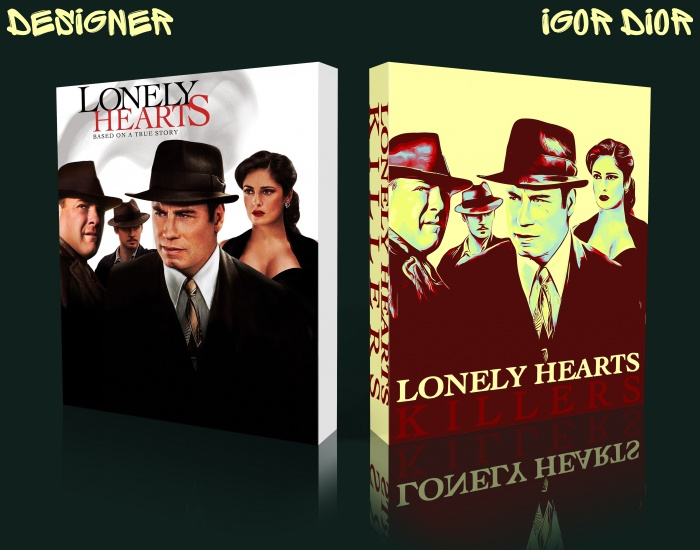 Lonely Hearts box art cover