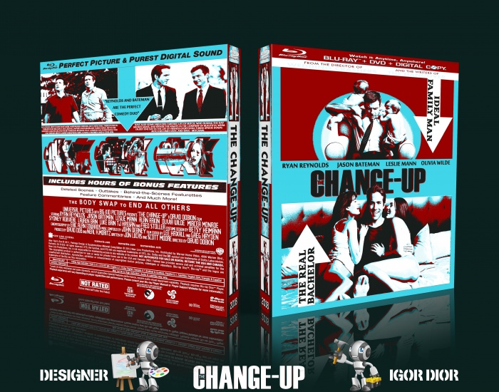 The Change-Up box art cover
