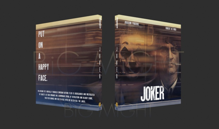 Joker box art cover