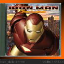 Iron Man Official Soundtrack Box Art Cover