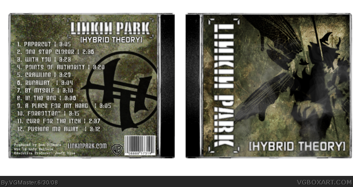 Linkin Park Hybrid Theory Album Free Download Mp3