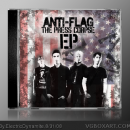 Anti-Flag - The Press Corpse EP Box Art Cover