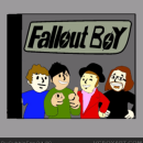 Fallout Boy Box Art Cover