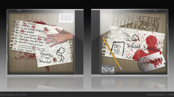 Bring Me The Horizon Suicide Season Album Cover | Foto ...