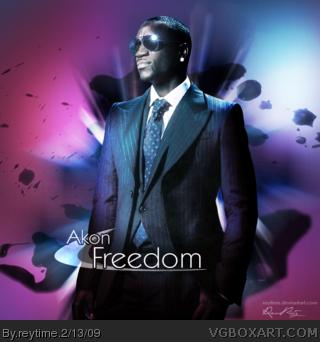Akon Beautiful Album Cover