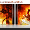 Heavenly Sword Original Soundtrack Box Art Cover