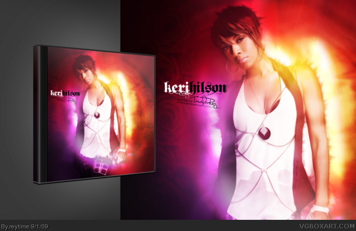 Keri Hilson box art cover